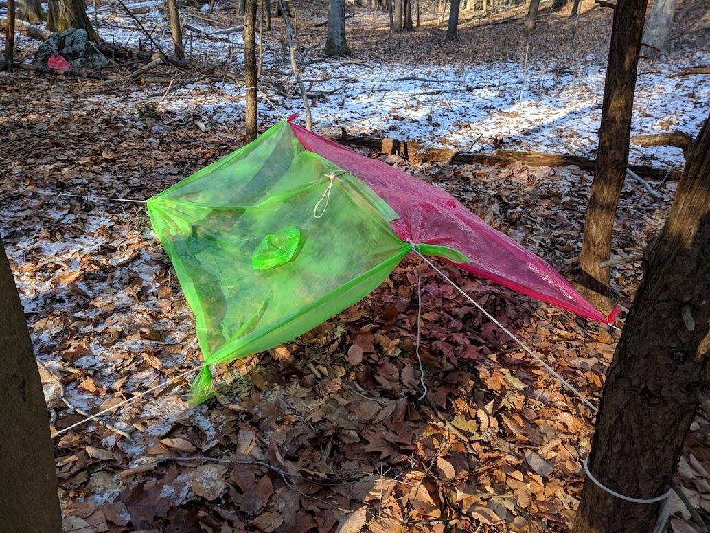 poncho tent shetler
